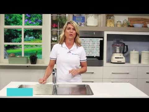 LUA200KW1 Gareth Ashton Tap and Abey Sink Package Overview -Appliances Online