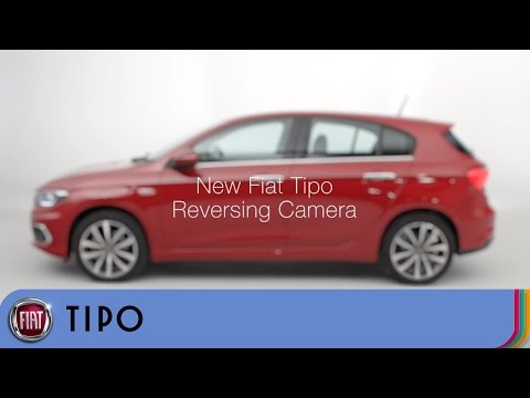 New Fiat Tipo. How the Reversing Camera Works