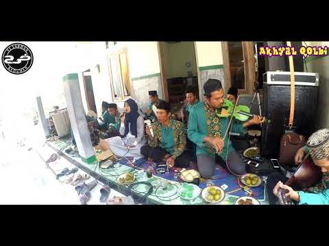 Isyfa'lana    Akhyal Qolbi live Pengempon Sruweng Kebumen