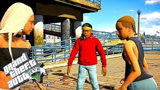 BAD KIDS ON THE BLOCK 13 (GTA 5 SKIT)