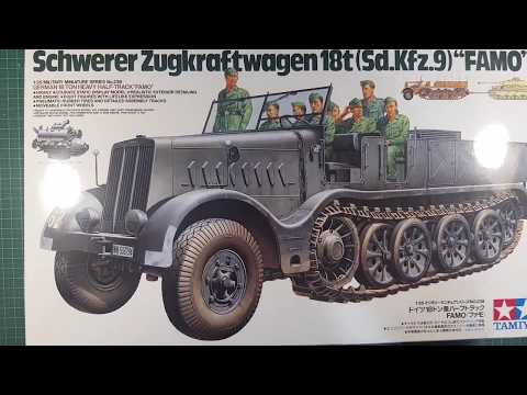 9 Famo Eduard Accessories 22086 Modellbauzubeh/ör Sd Kfz