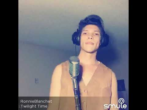 Ronnie Blanchet-The Platters (Cover)