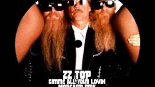 ZZ Top - Gimme All Your Lovin' (Morgasm Rmx)