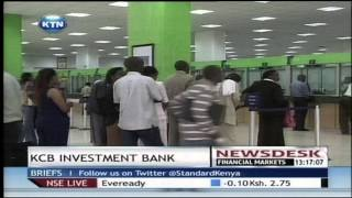 KCB set to open an investment bank following approval by the Capital Market Authority