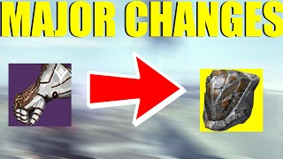 MAJOR ARTIFACT CHANGES!! (Destiny Rise Of Iron New Abilities & Features)