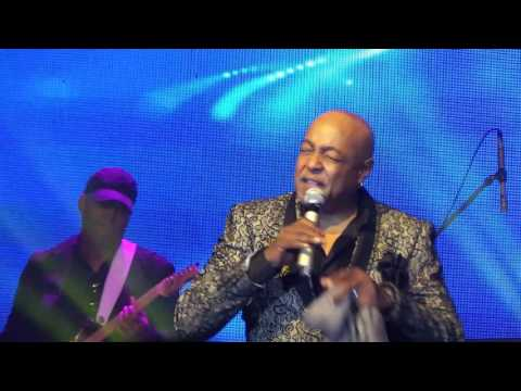 Peabo bryson - through the fire live in jakarta