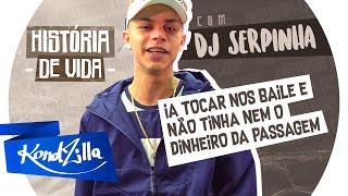"""História de Vida com DJ Serpinha – """"Passava uma fita pra segurar a tela do Notebook"""""""