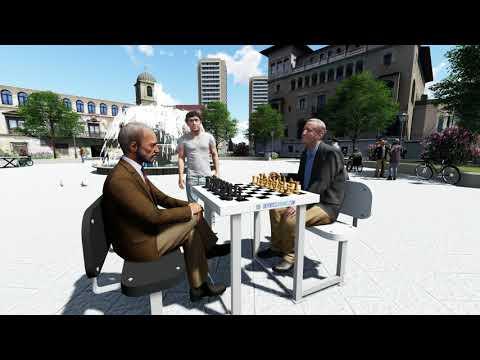 Mesas de juegos de exterior antivandálicas