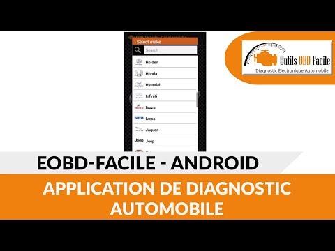 Video of E OBD2 Facile -Car Diagnostics