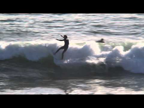 Trigs beach fun waves awesome scenery