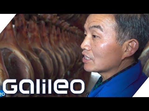 Der Luxus-Schinken aus China | Galileo | ProSieben