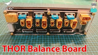 HGLRC Thor Pro Lipo Battery Balance Charger Board - Review & Giveaway