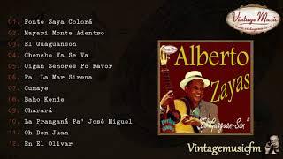 Alberto Zayas. Colección Perlas Cubanas #32 (Full Album/Álbum Completo)