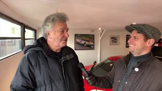 One mans quest to keep the Lancia Stratos alive