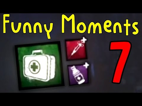Funny Moments 7 - Dead By Daylight