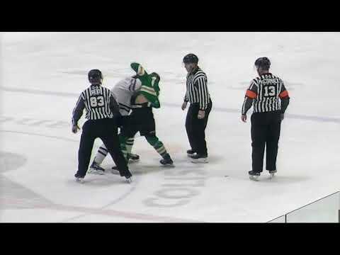Nathan Ouellet vs. Emil Lessard-Aydin