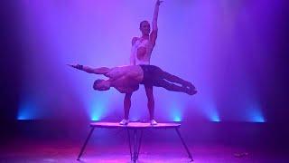 """Duo Balkanica"" Acrobatic Duo in Son Amar"