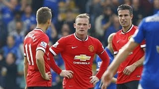 Leicester City Vs Manchester United 53 All Goals & Highlights EPL 2014/2015 HD 720p