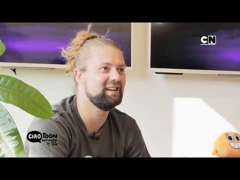 Intervista Sio | CiaoToon Network | Cartoon Network Italia