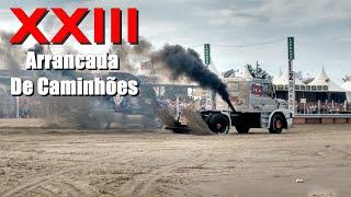 XXIII Arrancada de Caminhões - Força Livre