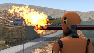 The Evil Crash Test Dummy 6 | BeamNG.drive