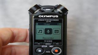 Olympus LS-P4 voice recorder - worth buying in 2020?