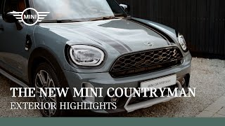 YouTube Video rcMBqbtEoQI for Product MINI Countryman Cooper/One S/SE/D/SD Subcompact Crossover (2nd Gen, F60, 2020 Facelift) by Company MINI in Industry Cars