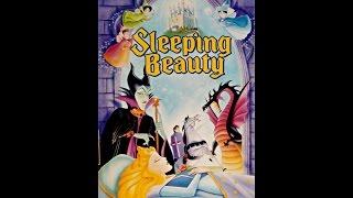 Digitized Opening To Sleeping Beauty (UK VHS - Version 3)