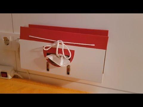 Kreative  Tücherbox Kosmetiktuchspender Taschentuchbox - preiswert und ganz einfach selber machen
