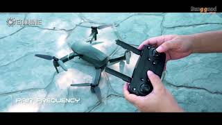 Eachine E520 WIFI FPV With 4K/1080P HD Wide Angle Camera High Hold Mode RC Drone - Horizontal