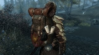 Skyrim Mod of the Day - Episode 198: Mage Backpack