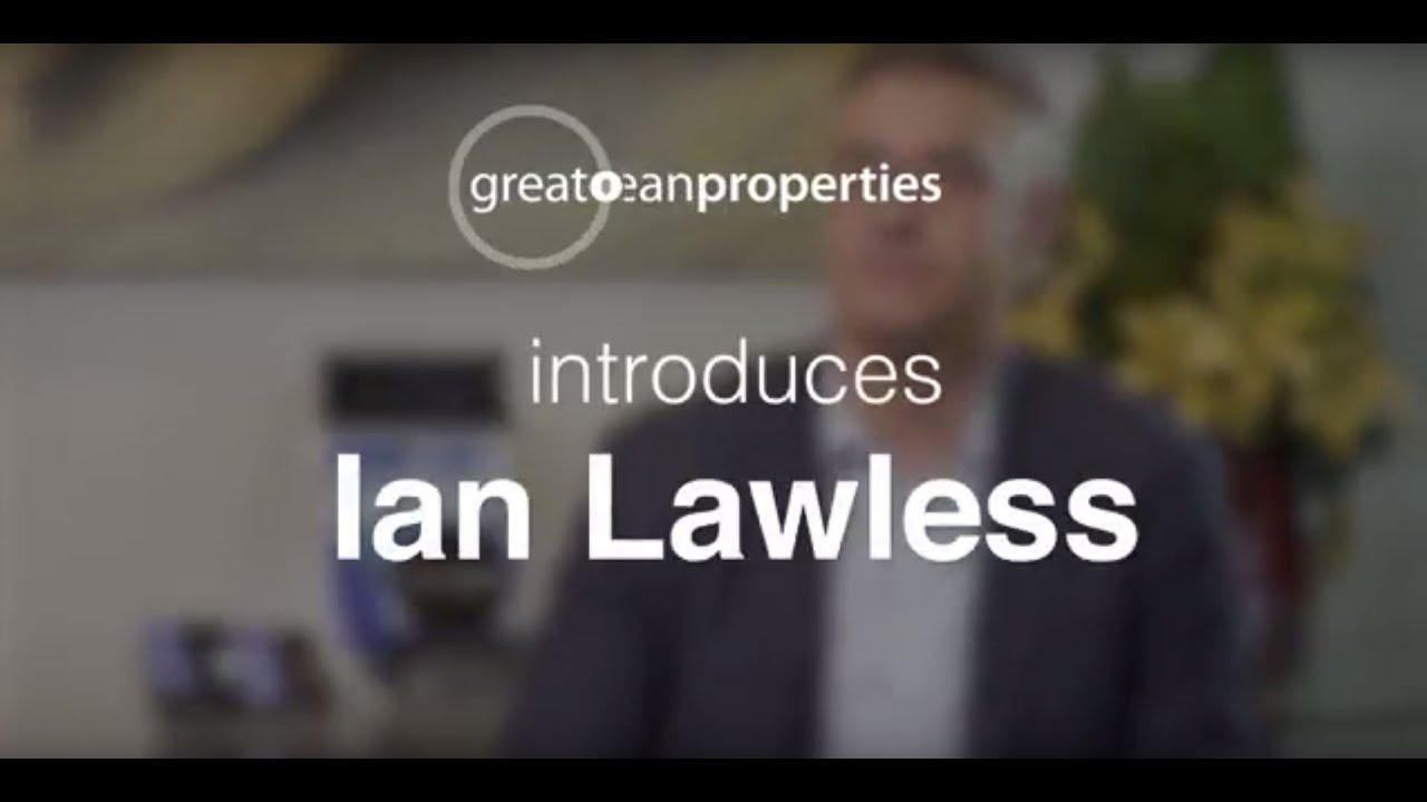 Meet Ian Lawless