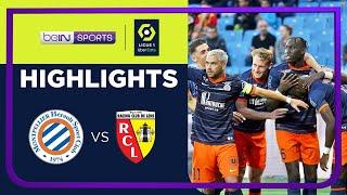 Montpellier 1-0 Lens Pekan 10
