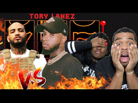 TORY SNAPPED!!!😱🔥 | Tory Lanez - Lucky You Freestyle | Tory Lanez Vs. Joyner Lucas ‪| ‬REACTION!!!