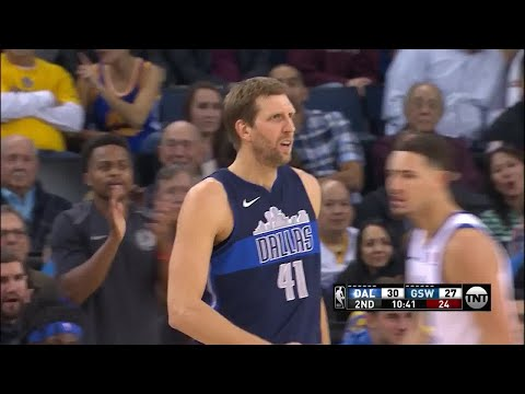 2nd Quarter, One Box Video: Golden State Warriors vs. Dallas Mavericks