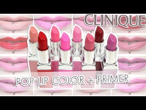 Pop Lip Colour + Primer by Clinique #9
