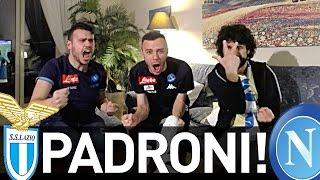 LAZIO 0-3 NAPOLI | SPETTACOLO ALL