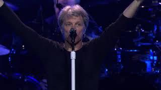 Livin' On A Prayer - Bon Jovi (Philadelphia 2018) This House is Not For Sale Tour