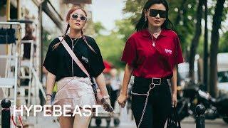 Streetsnaps Paris Fashion Week Spring/Summer 2018