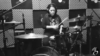 Miley Cyrus - Summertime Sadness - Drum Cover by Lara Bichara