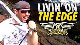 Aerosmith - Livin' On The Edge (Music Video Recreation)
