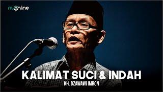 KH Zawawi Imron tentang Makna 'Santri'