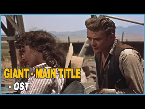 Dimitri Tiomkin: Giant - Main Title OST (1956)