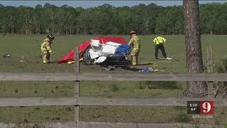 Video: Embry-Riddle Aeronautical student, FAA examiner die in Volusia County plane crash | Kholo.pk