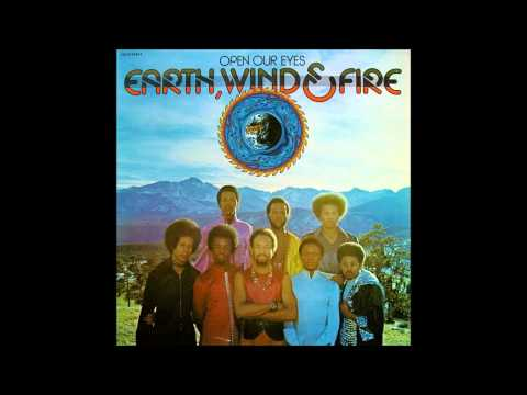 Earth Wind and Fire   Drum Song