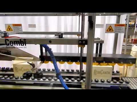 Selladora de Cajas en la Parte Superior con Pegante Caliente  TBS300 HM