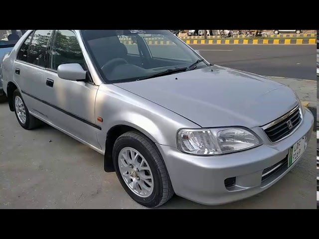 Honda City EXi 2002 for Sale in Lahore
