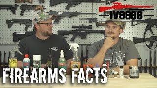 Firearms Facts: Gun Oils We Use