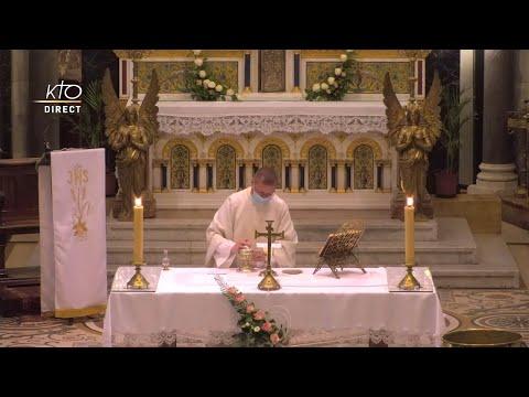 Laudes et Messe du 21 avril 2021 à Notre-Dame de la Garde