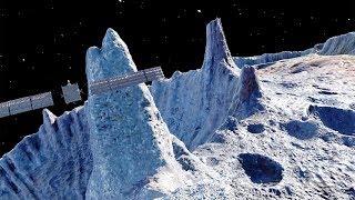 Собчак в Саратове, независимость астероидов, неповиновение дружинникам | Новости 7:40, 12.12.2017